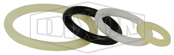 DQC HT-Series Flushface Seal Kit