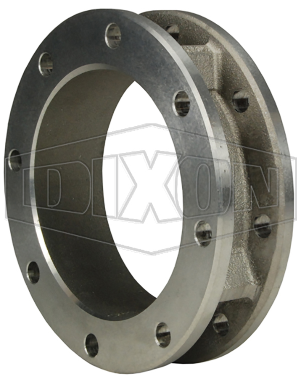 ttma pattern flanged spacer